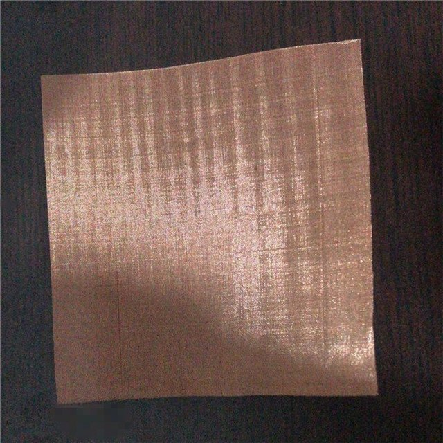 20 mesh counts copper mesh cutter to 10cm * 10cm