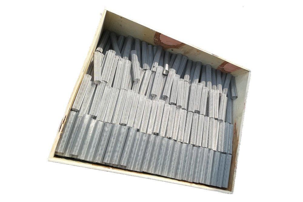 package of mesh tubes