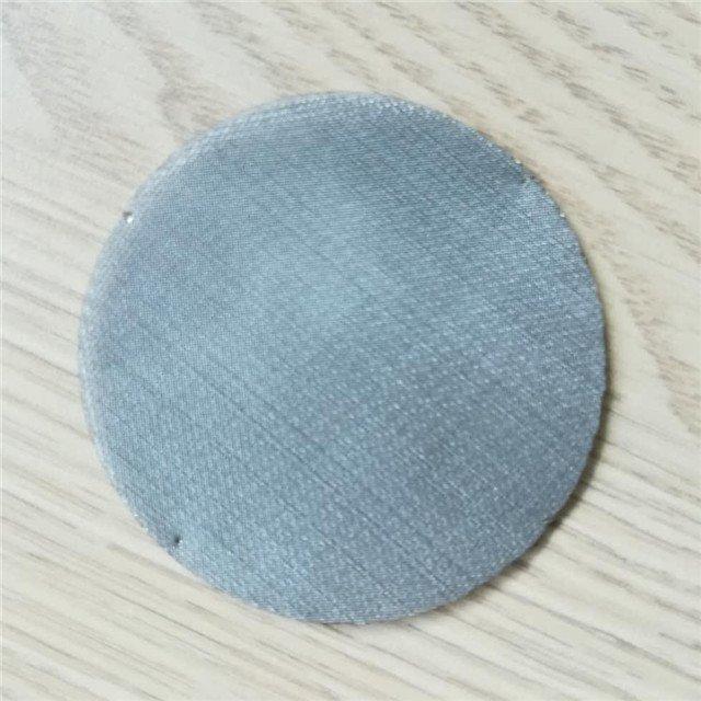 multi layer mesh discs by welding
