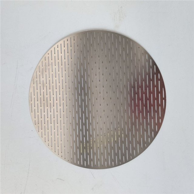 perforated disc