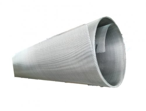 High Quality Hastelloy Woven Wire Mesh Screen