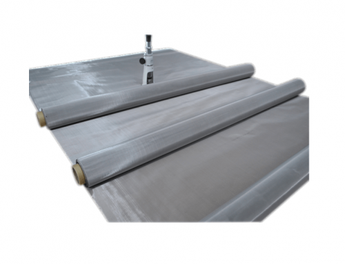 Duplex Stainless Steel (2205 | 2507) Wire Mesh