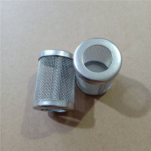 woven wire mesh filter tubes