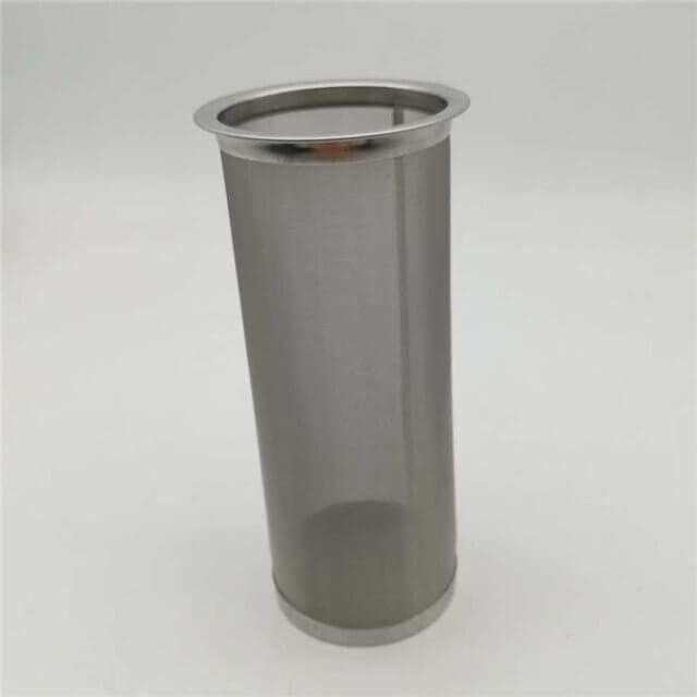 Plain weave cold brew coffee filter