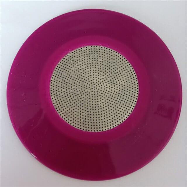 silicone wine glass cover