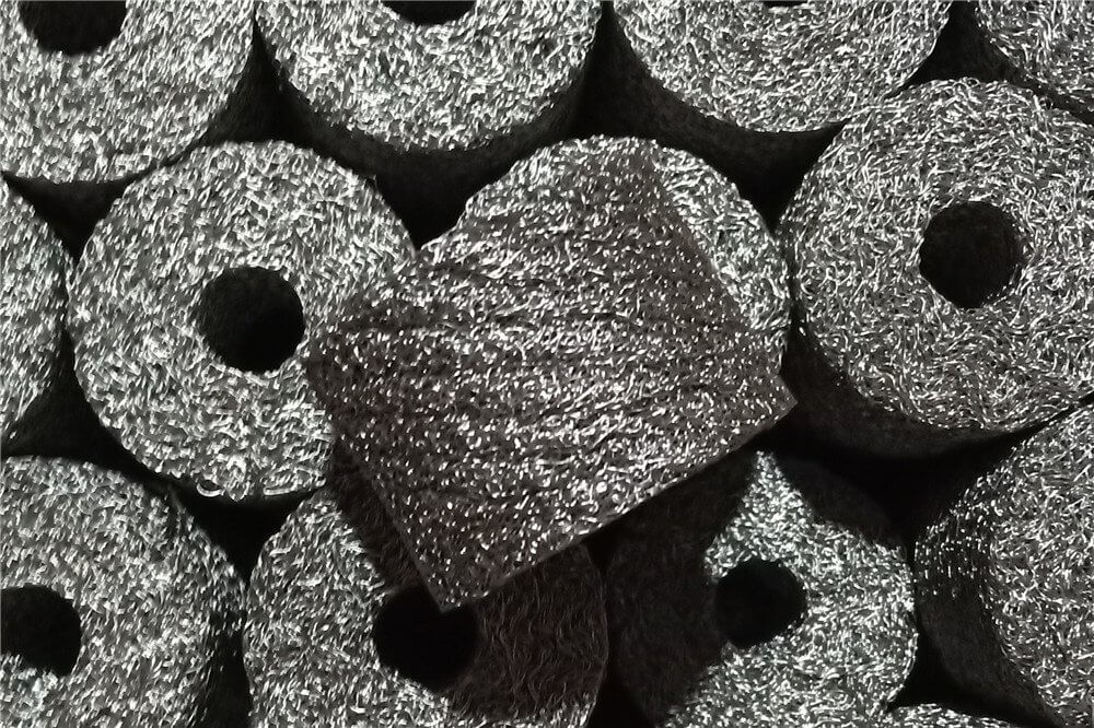 Knitted Mesh Airbag Filters